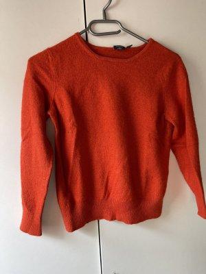 Pullover aus Kaschmir und Seide