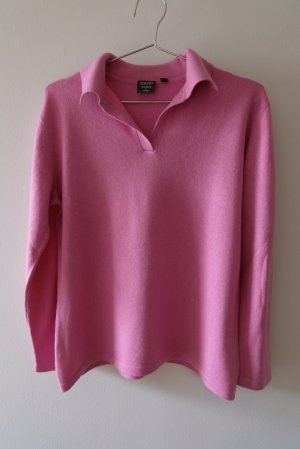 Adagio Pullover in cashmere rosa