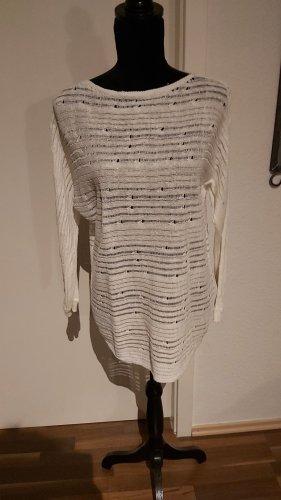 GC Fontana Crochet Sweater white