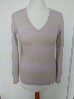 Pullover aus Merinowolle & Kaschmir