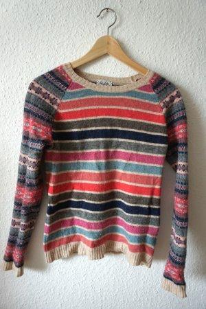 Pullover aus Schafswolle