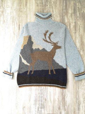Daniel Hechter Wool Sweater multicolored