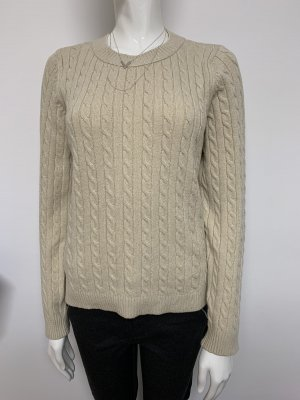 Only Cable Sweater multicolored viscose