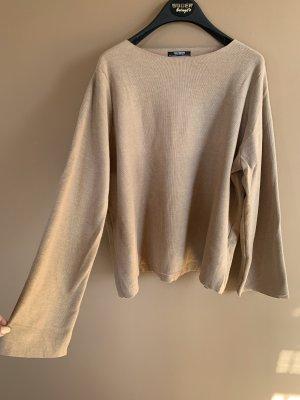 Pullover beige / camel