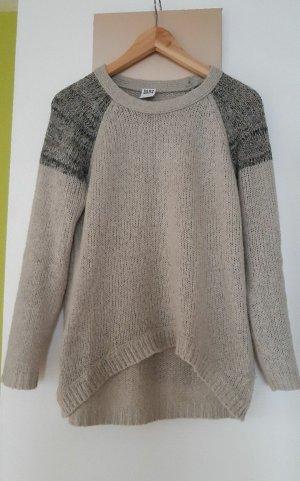 Pullover beige grau von Vero Moda Gr.S