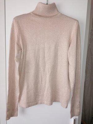 Pullover beige Größe S