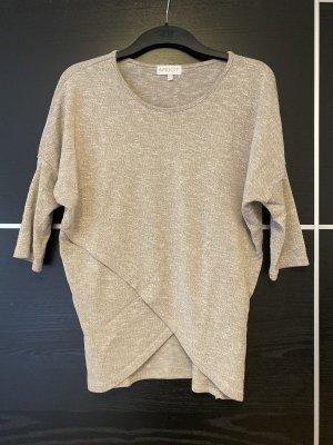 Apricot Kraagloze sweater beige-wolwit