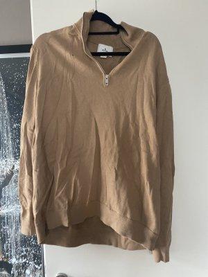 Pullover beige nude XL