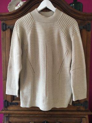 Pullover Beige True Vintage Strickpulli