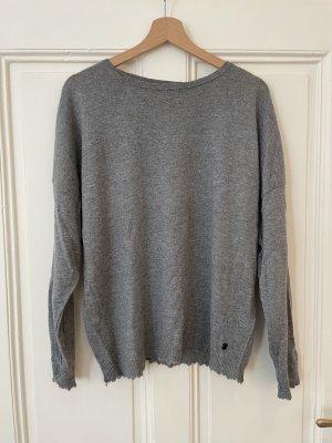 Better Rich Wool Sweater grey-dark grey