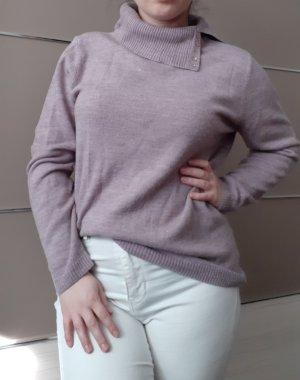 Pullover blasslila