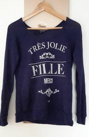 Pullover blau Gr.XS von Tally Weijl