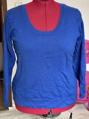 Pullover blau - Größe XXL - wie neu