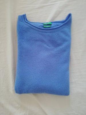 Pullover blau von Benetton