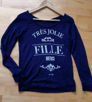 Pullover blau XS von Tally Weijl