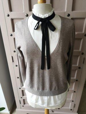 Louise Orop Maglione di lana multicolore