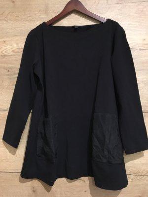 COS Jersey largo negro