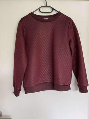 Pullover Bordeaux rot H&M