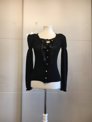 Botega Elena Turtleneck Sweater black