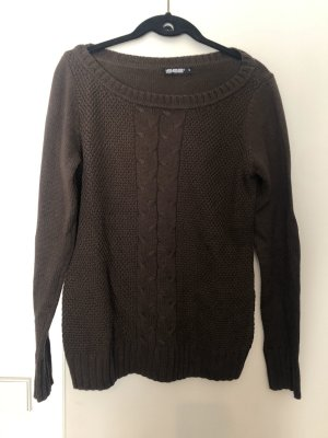 1982 Knitted Sweater brown