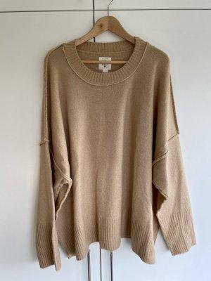 Billabong Pull en laine beige