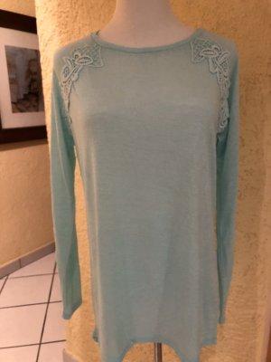 Gina Fine Knit Jumper mint