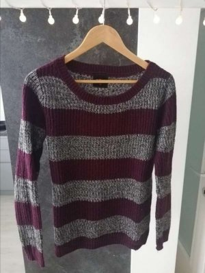 Clockhouse Coarse Knitted Sweater multicolored