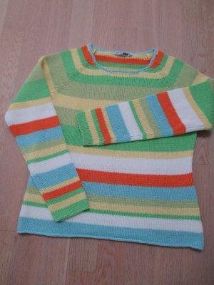 Dolce Vita Pullover a maglia grossa multicolore Tessuto misto