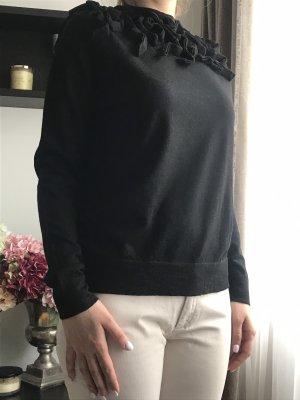 COS Maglione lungo nero
