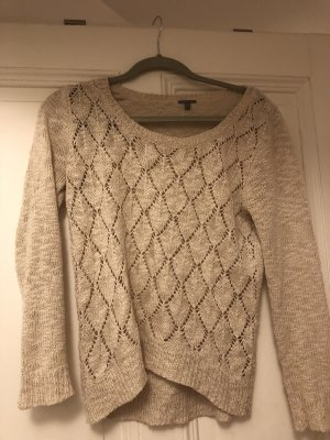 Charlotte Russe Sweater oatmeal-nude