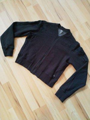 Gstar Cropped shirt zwart