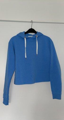 Primark Pull à capuche bleuet