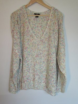 H&M Coarse Knitted Sweater beige