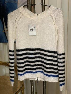 Pullover Denim Hunter mit Streifen
