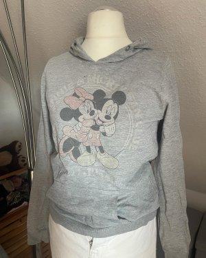 Disney Hooded Sweater light grey-black