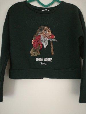 Pullover, Disney, Schneewitchen, vintage, cropped Top