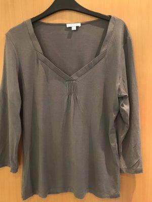 1.2.3 Paris V-Neck Sweater grey