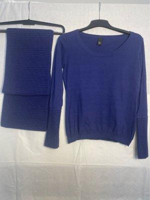Best Connections Crewneck Sweater blue