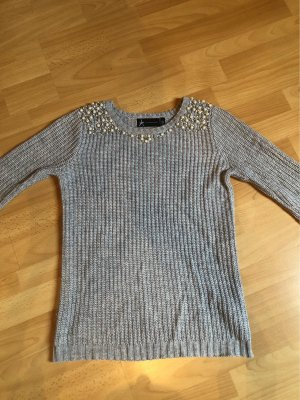 Atmosphere Knitted Sweater light grey