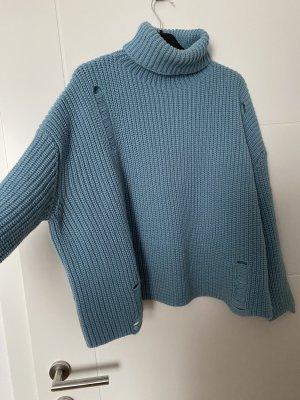 Kontatto Coarse Knitted Sweater multicolored
