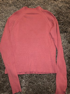 Reserved Sweater Twin Set bright red-salmon
