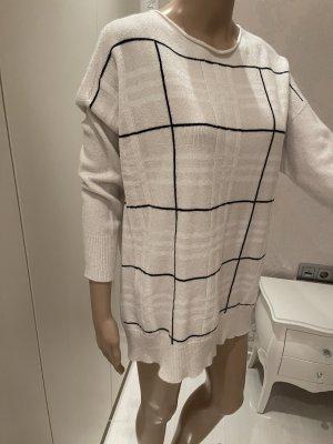 Crewneck Sweater white-natural white