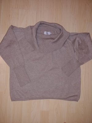 Be only Crewneck Sweater light brown