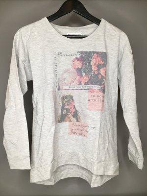 Pullover even&odd mit Print
