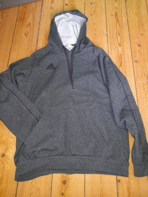 Adidas Hooded Sweater anthracite