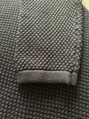 COS Kraagloze sweater blauw