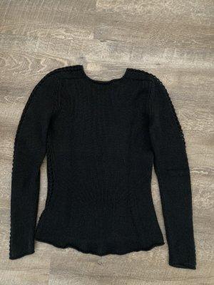 Iris von Arnim Pullover in cashmere nero