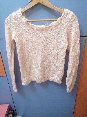 Pullover Farbe Puder