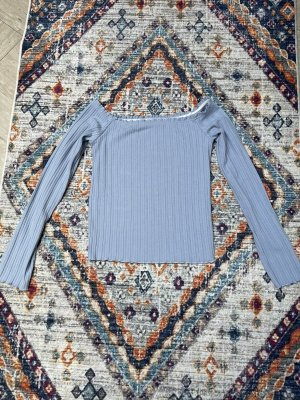 Pullover fein off shoulder schlicht