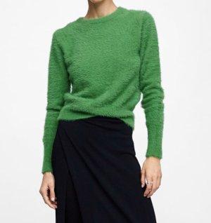 Pullover Felloptik